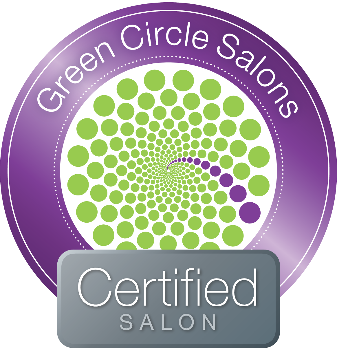 green circle salons logo